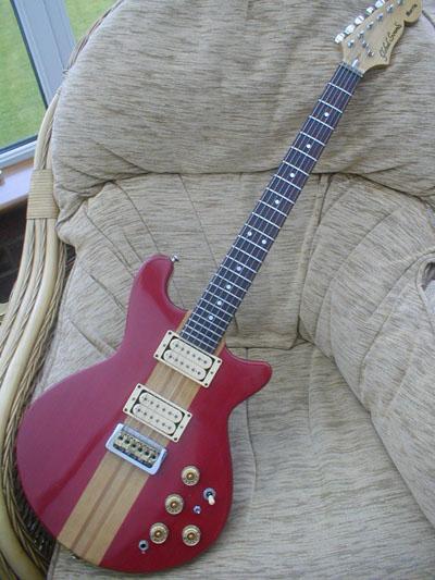 Whitstable Guitars - Gone not forgotten